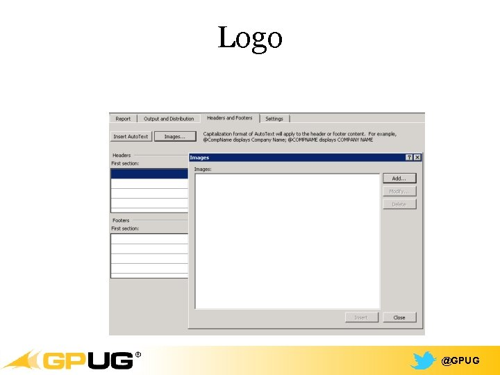 Logo @GPUG