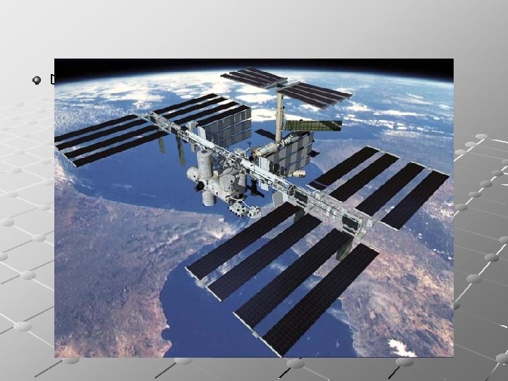 Dieses Foto zeigt die ISS am 26. 12. 2002