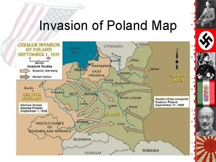 Invasion of Poland Map