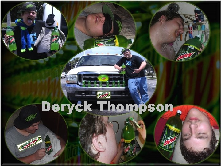 Deryck Thompson