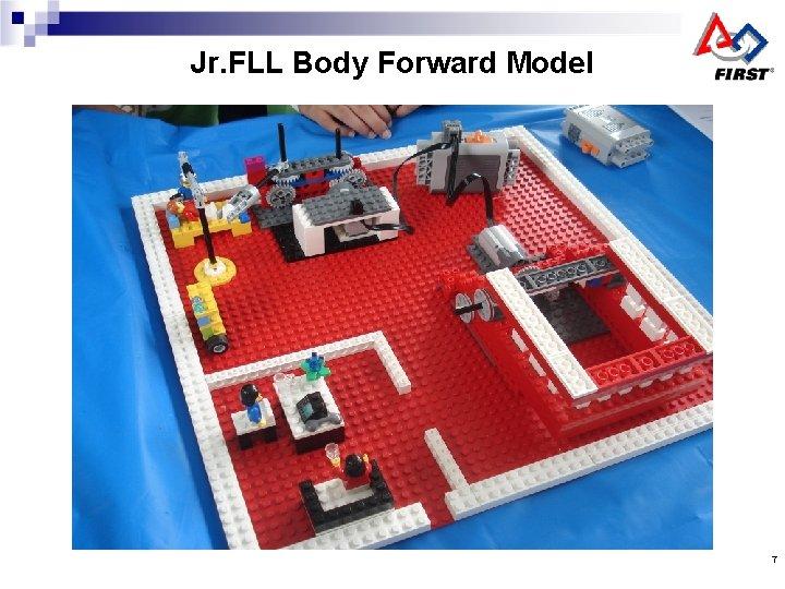 Jr. FLL Body Forward Model 7