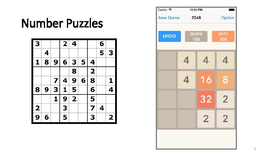 Number Puzzles 6