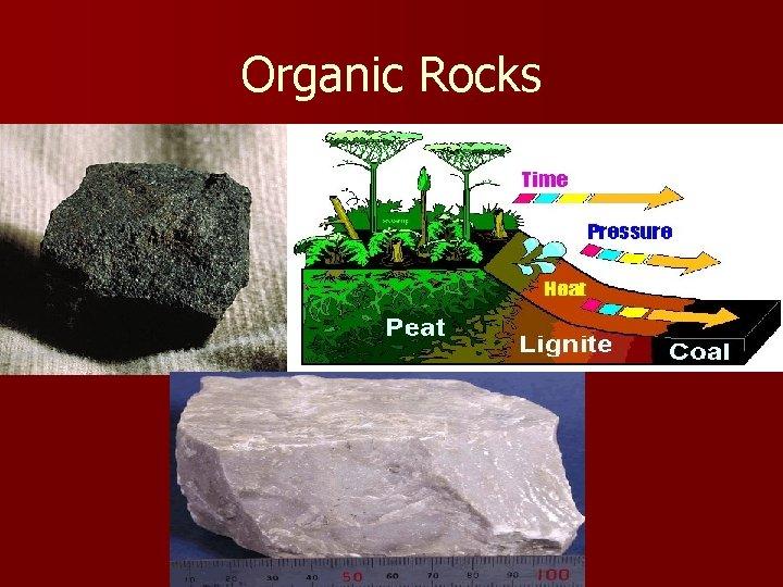 Organic Rocks