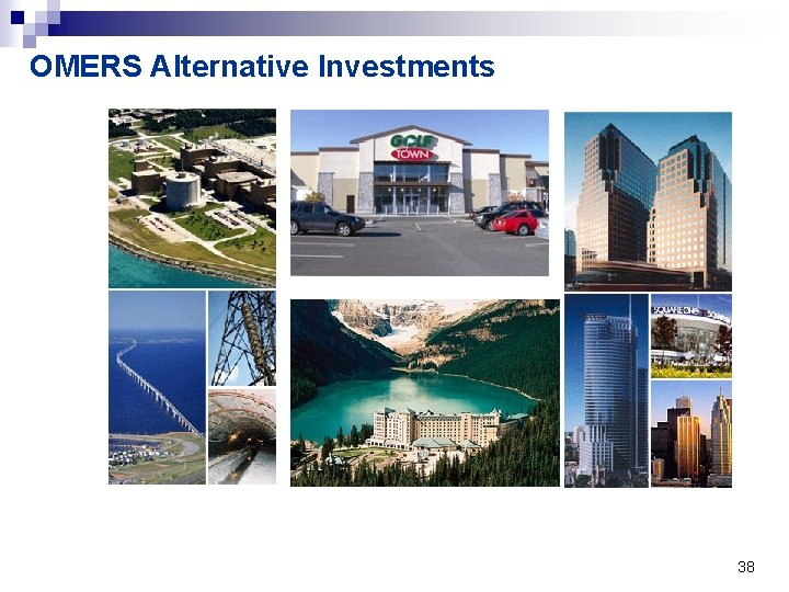 OMERS Alternative Investments 38