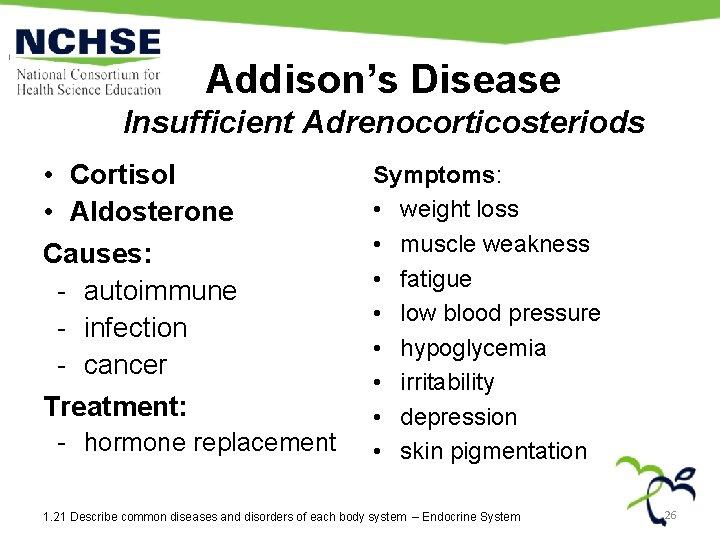 cancer endocrine system causes)