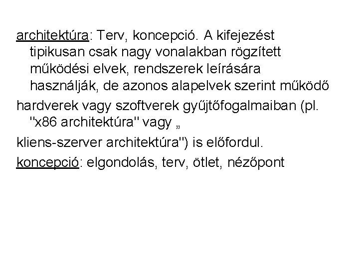 Nézőpont fogalmak halmaza, WikiSzótásdgszarszo.hu - Eljuttat a megértésig!