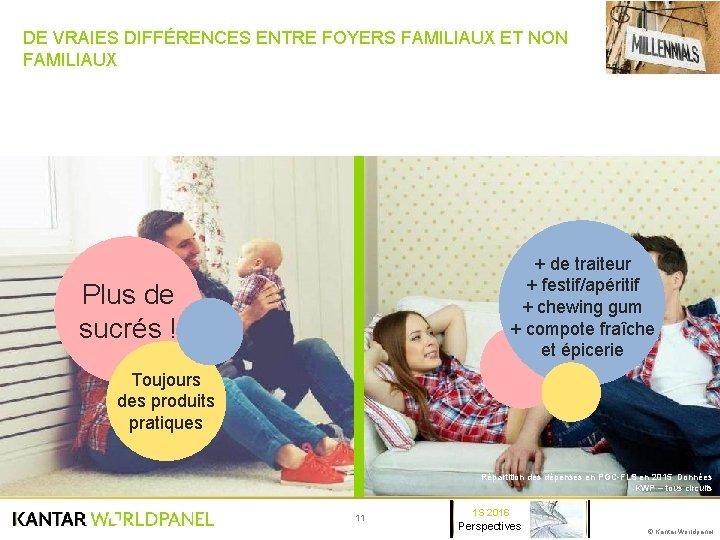 DE VRAIES DIFFÉRENCES ENTRE FOYERS FAMILIAUX ET NON FAMILIAUX + de traiteur + festif/apéritif