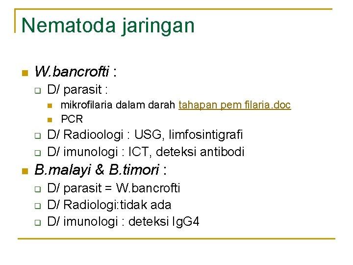 Helmintak parazitak, Helminthosporium levél rizs
