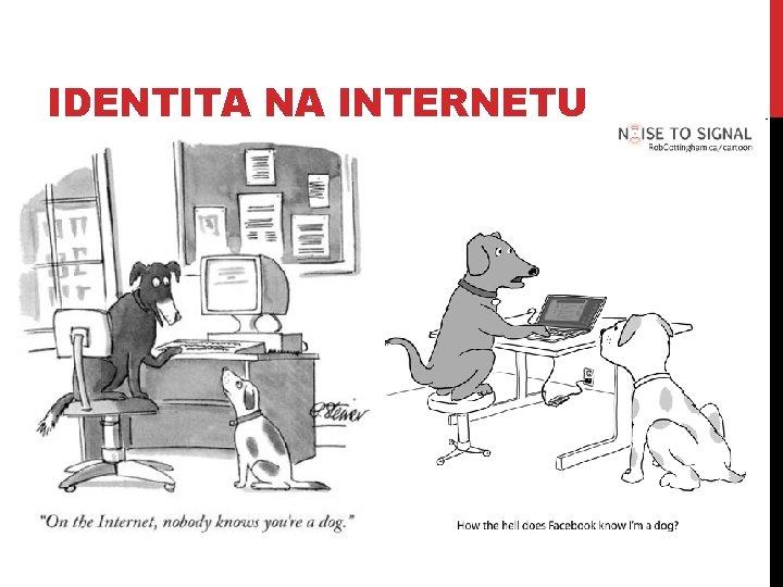 IDENTITA NA INTERNETU
