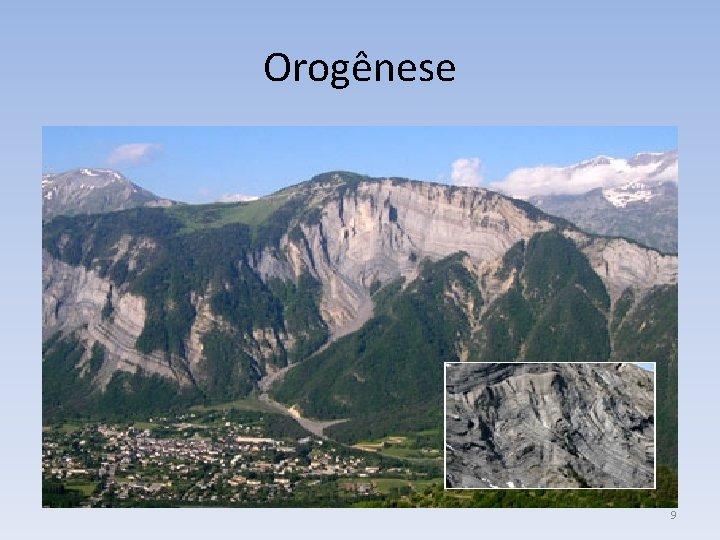 Orogênese 9