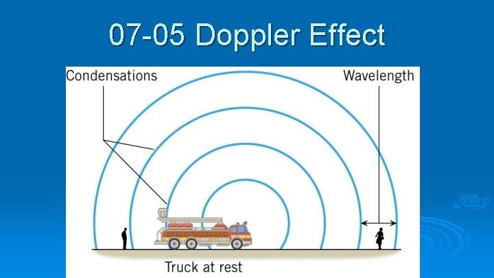 07 -05 Doppler Effect