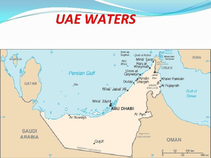UAE WATERS
