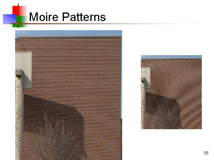 Moire Patterns 38
