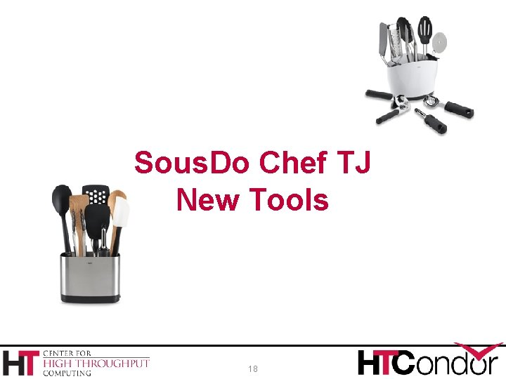 Sous. Do Chef TJ New Tools 18