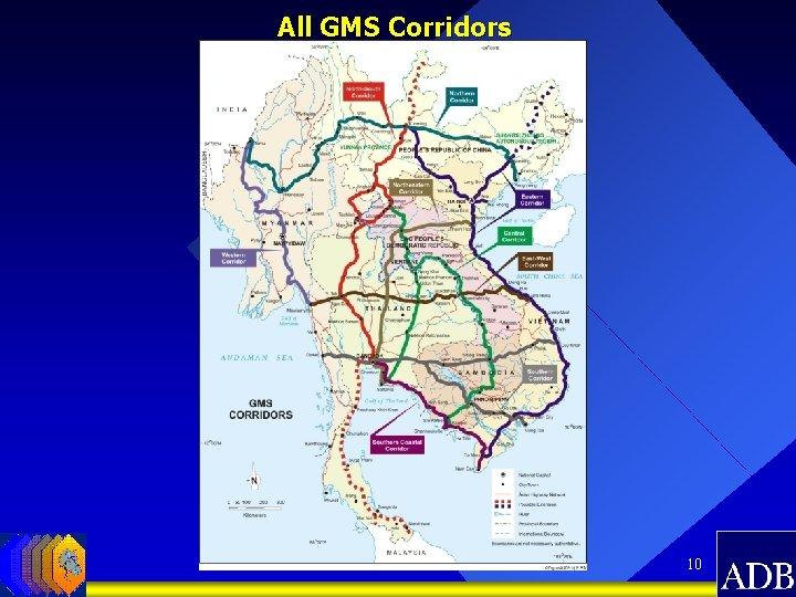 All GMS Corridors 10