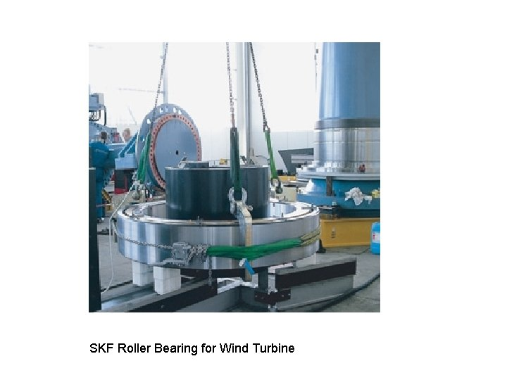 SKF Roller Bearing for Wind Turbine