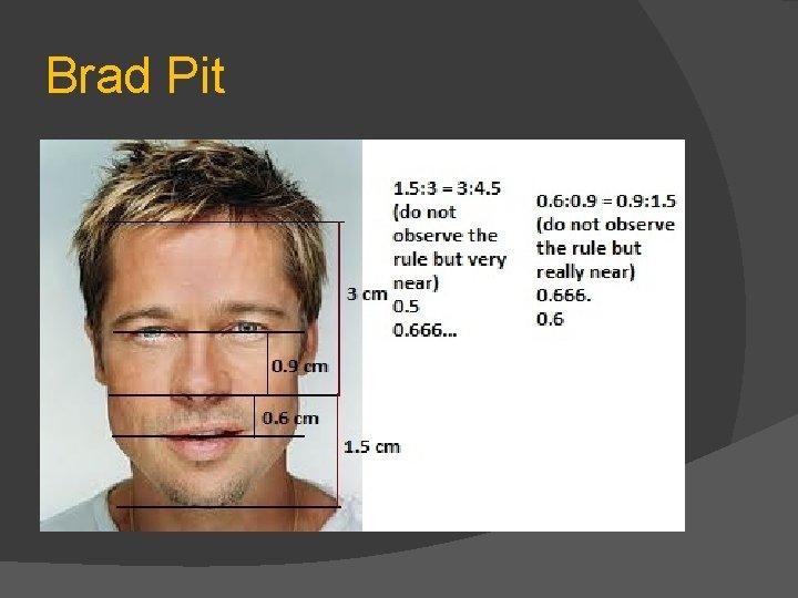 Brad Pit