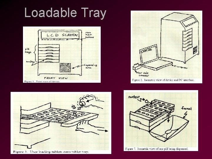 Loadable Tray