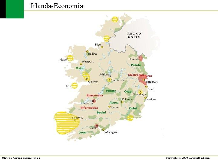 Cartina Politica Dell Irlanda.Irlanda Forma Di Governo Repubblica Superficie 70 273