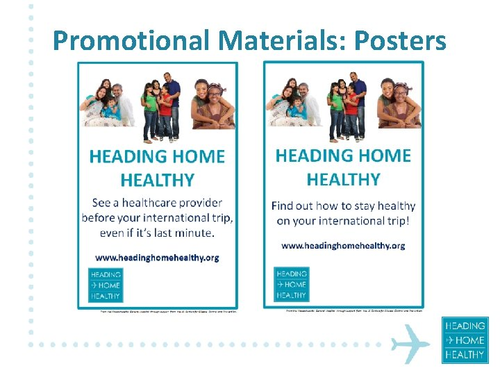 Promotional Materials: Posters