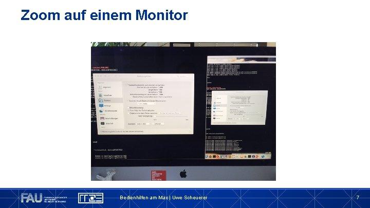 Zoom auf einem Monitor Bedienhilfen am Mac   Uwe Scheuerer 7