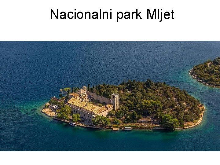 Nacionalni park Mljet