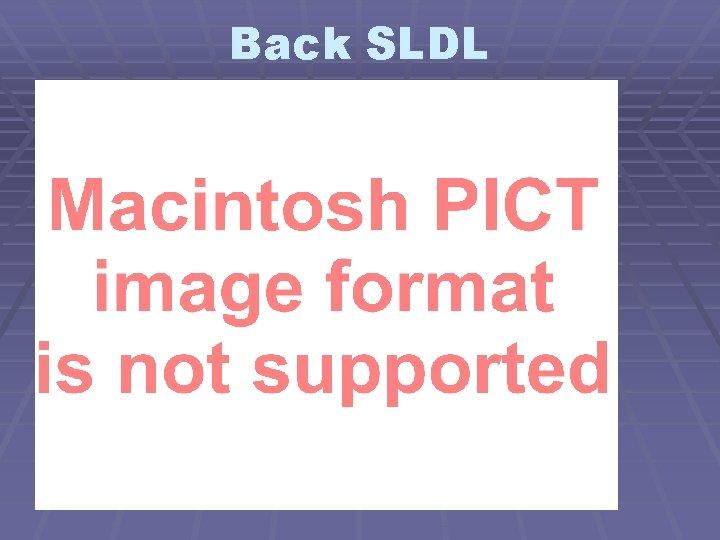 Back SLDL