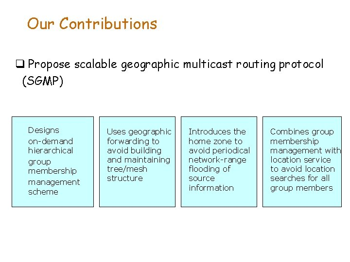 Les applications de rencontre géolocalisées