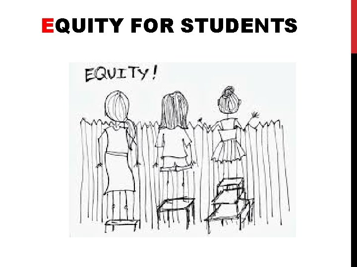 EQUITY FOR STUDENTS