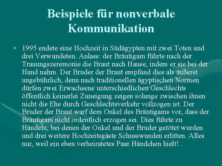 Was Ist Kommunikation Deutsch Klasse 10 4