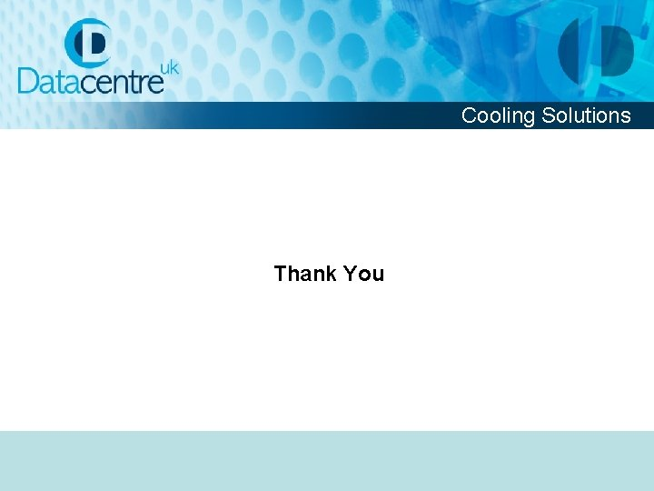 Cooling Solutions Thank You