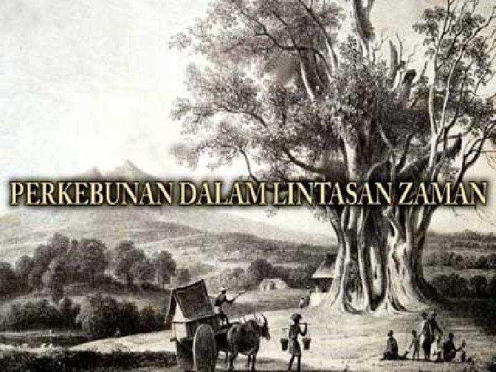 Sejarah Perkebunan Indonesia