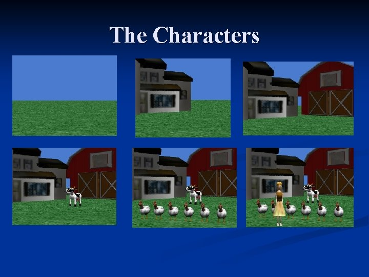 The Characters