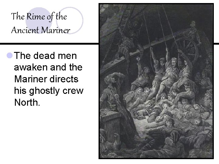 The Rime of the Ancient Mariner l The dead men awaken and the Mariner