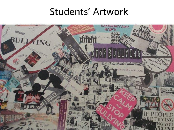 Students' Artwork