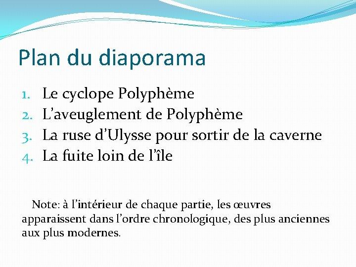 la rencontre d ulysse et de polyphème