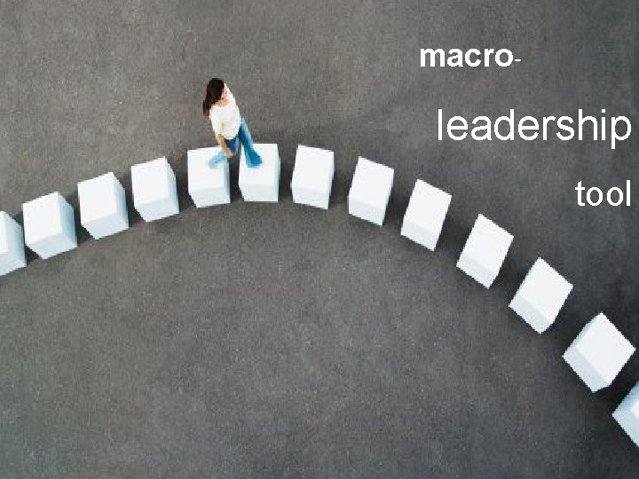 macro- leadership tool