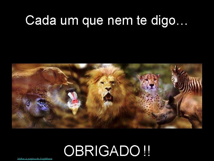 Cada um que nem te digo… Voltar à página do Eng. Where OBRIGADO !!