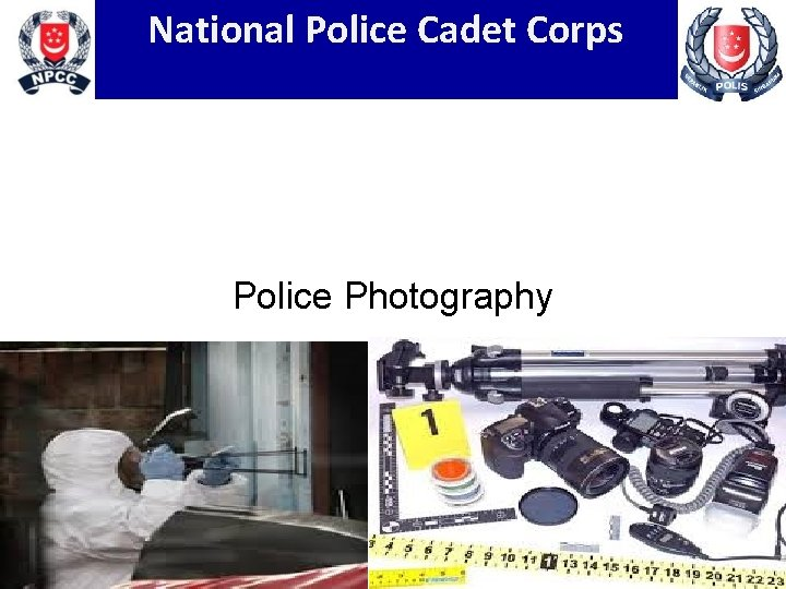 National Police Cadet Corps Police Photography