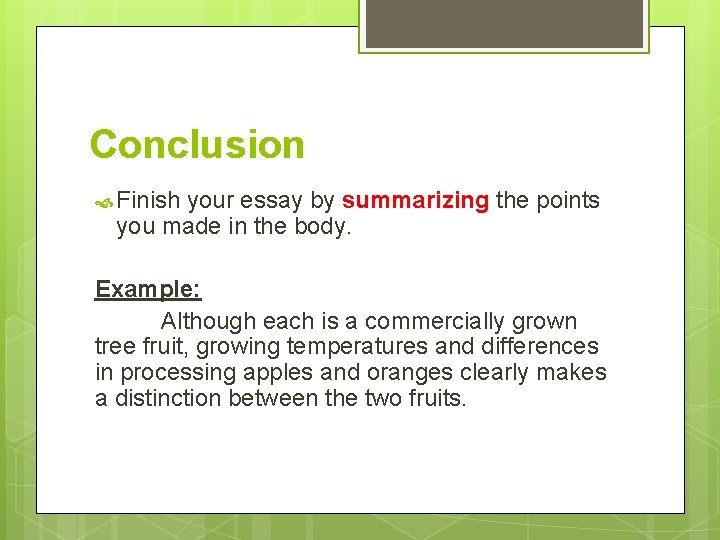 How to write a conclusion for a comparison and contrast essay popular book review writer sites us