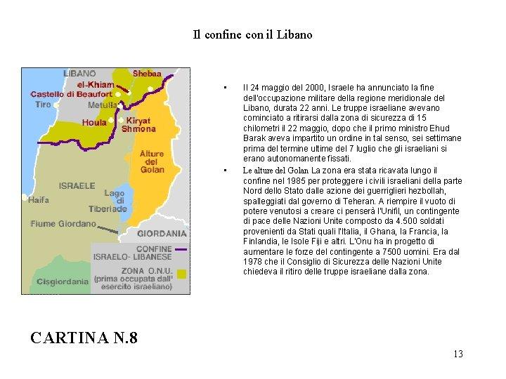 Cartina Del Libano.Mandato Inglese 1920 Cartina N 1 Il Protettorato