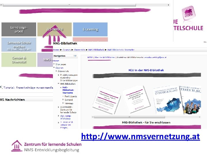 http: //www. nmsvernetzung. at