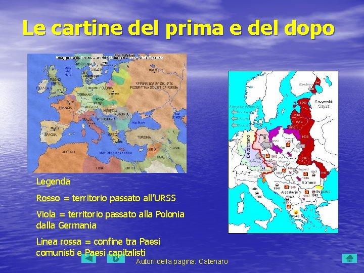 Cartina Urss.Lordine Internazionale Dopo La Seconda Guerra Mondiale La