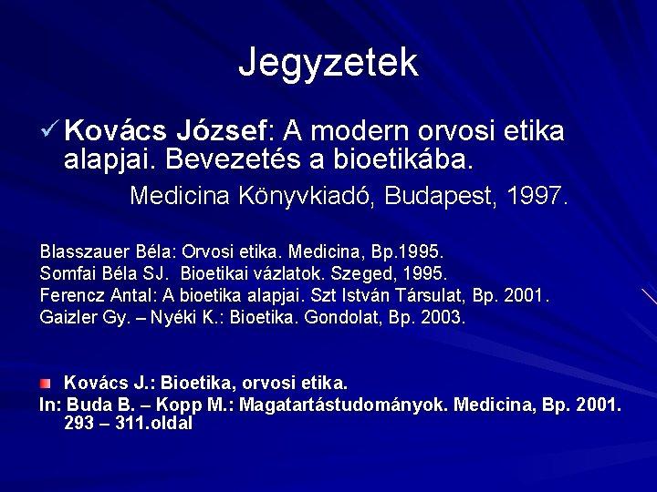 orvosi bioetika