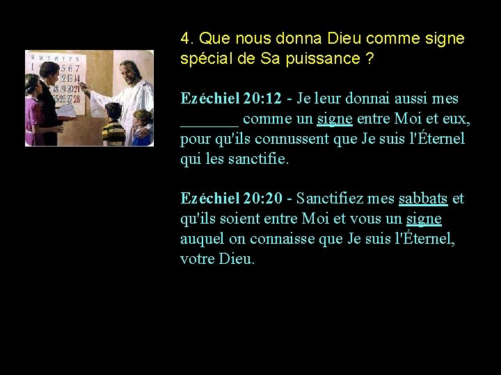 Cours de Bible Srie Historacles et prophtie 14