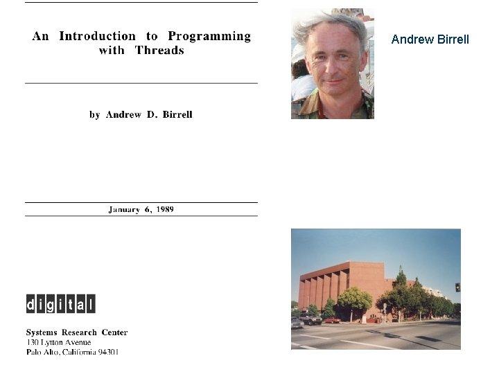 Andrew Birrell