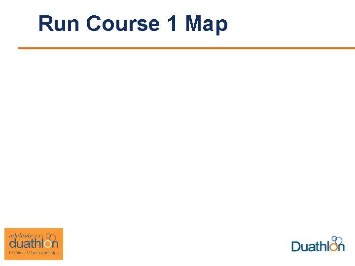 Run Course 1 Map A L A P