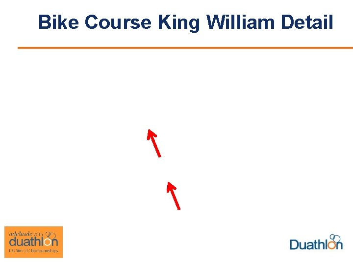 Bike Course King William Detail Run 2 Out Bike In