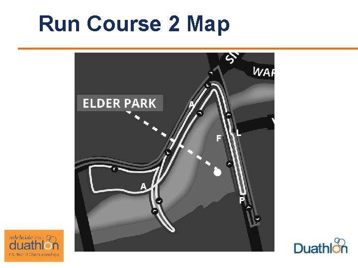 Run Course 2 Map A F L A P