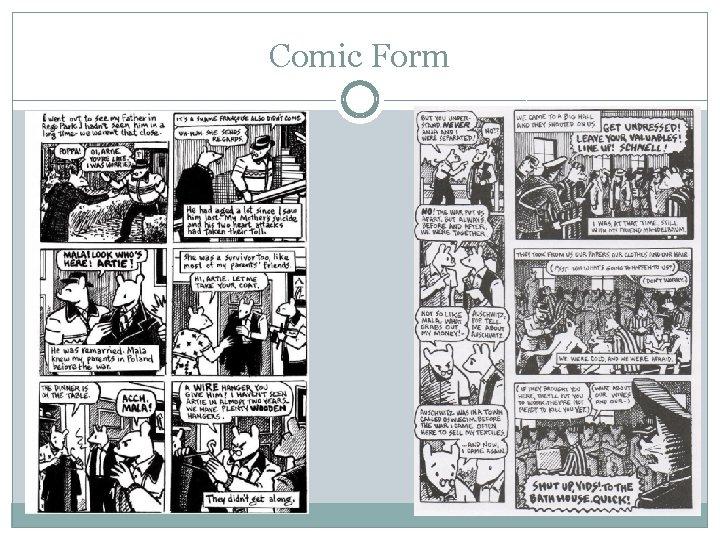 Comic Form